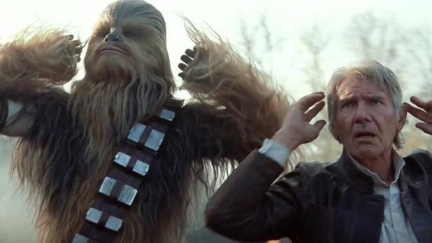 I've always loved StarWars since I was a young boy  but I never knew Chewy & Han Solo loved 'Tragedy'
