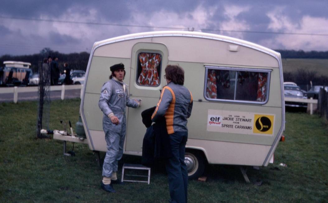 Back then, only the very best drivers luxuriated in motorhomes.... https://t.co/UUdHTtRj5q