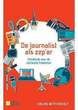 Wij verloten het boek 'De journalist als zzp'er' Yolan Witterholt. RT om kans te maken #handboek #freelancer #winnen https://t.co/j3U6QWasd3