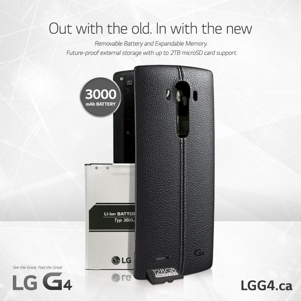 Want to stay connected & productive without running out of power? #LGG4 Power Saver Mode extends your battery life! https://t.co/fe2iKqakaO