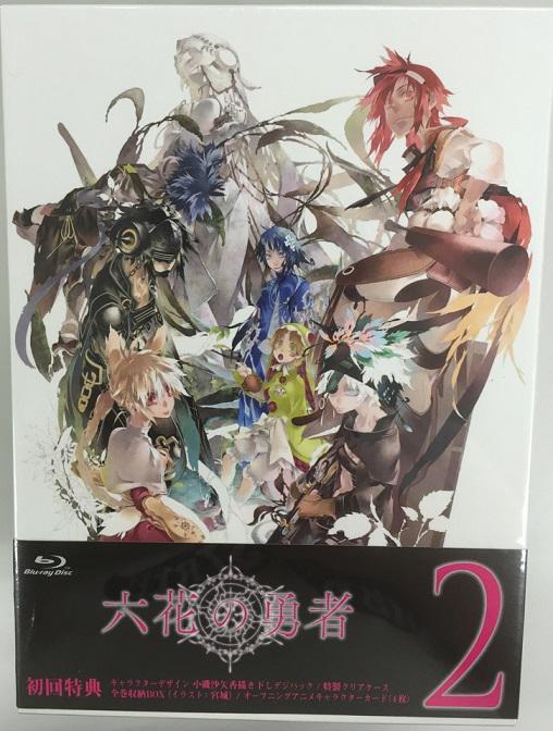 【遂に明日】TVアニメ「六花の勇者」Blu-ray&DVDシリーズ第2巻は明日10月21日(水)発売!特典の全巻収納BO