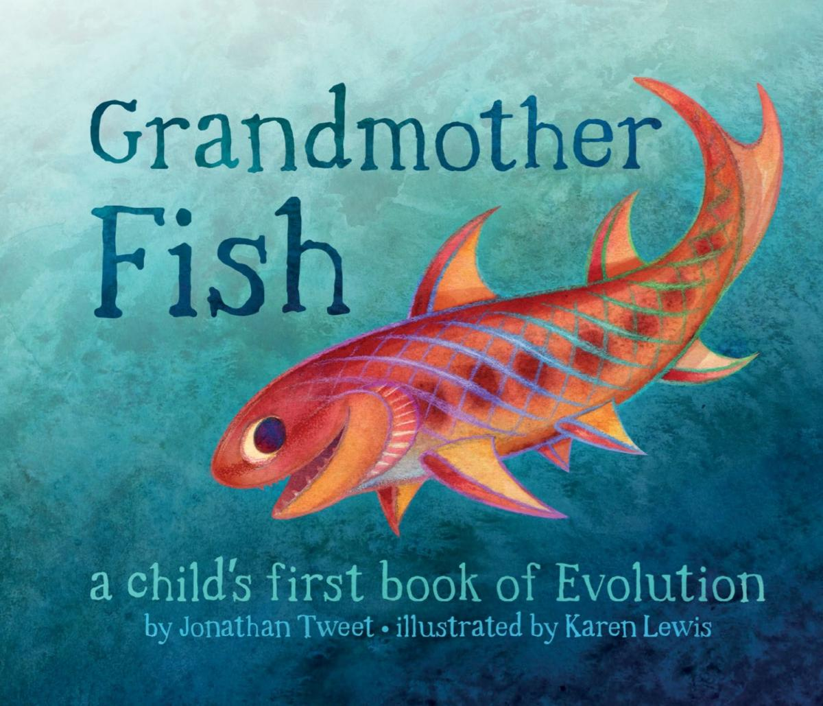 A New Book Introduces Evolution to Preschoolers: Grandmother Fish https://t.co/9fM2jXd3MC https://t.co/UPSlK54Wo4