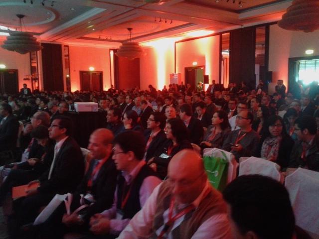 Comenzó el evento dedicado a la Transformación Digital de Oracle! #OracleDigital https://t.co/ZFAlR7qvA1