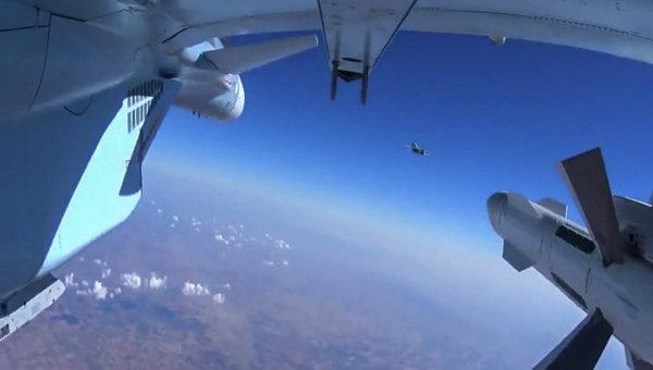 Авиация ВКС РФ нанесла удары по 83 объектам боевиков за сутки. Видео Минобороны