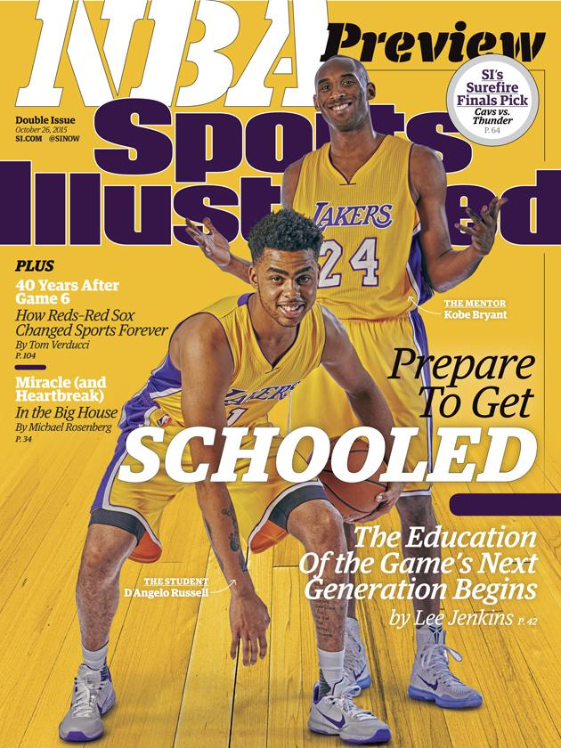 SI Cover #Newschool #Oldschool https://t.co/qrRYYl00Rk