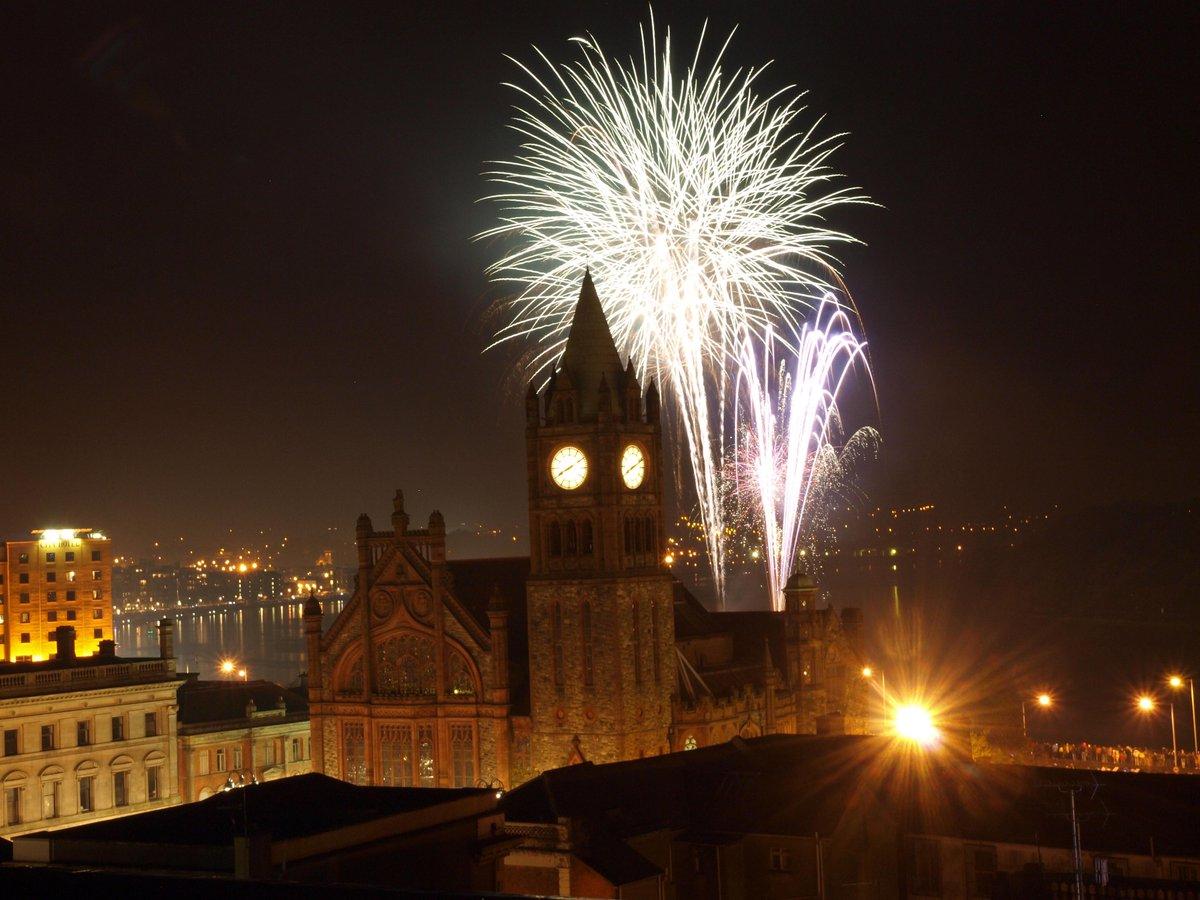 Derry declared top Hallowe'en destination in the world!  https://t.co/nNc78OKQzI https://t.co/AO99yyL6Ap