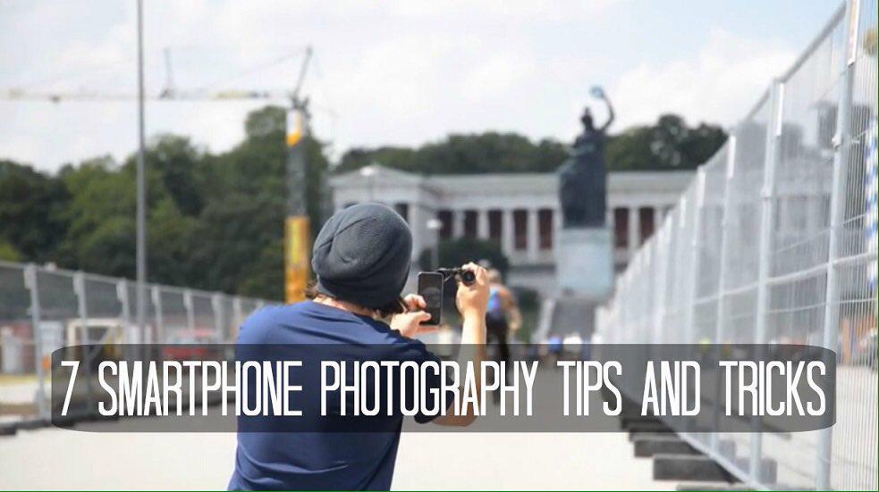 7 Smart Phone #Photography Tips And Tricks https://t.co/jiO35kSawn (via @WomanToWomanDIY https://t.co/zvETp0CvWA