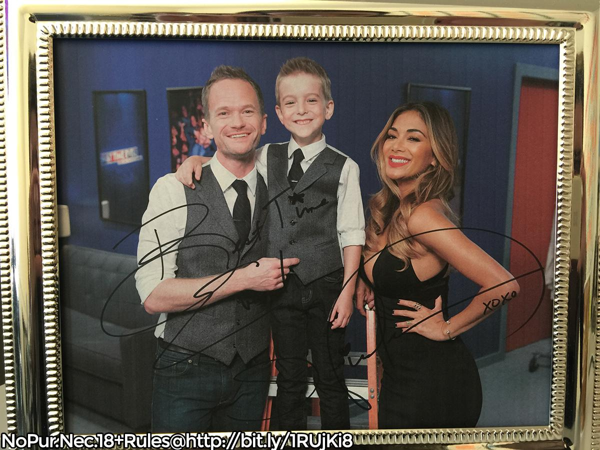 RT @BestTimeEver: RETWEET and you could win this photo autographed by @nicolescherzy! https://t.co/5GS3lS9INc  #NicoleBTESweepstakes https:…