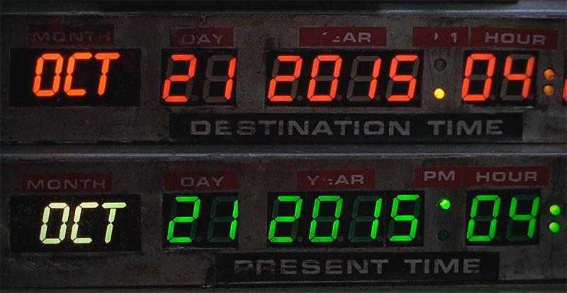 El día en que Marty McFly viajó anuestrofuturo #cine #regresoalfuturo https://t.co/AMBV6rGvRs https://t.co/TdInFbDFV5