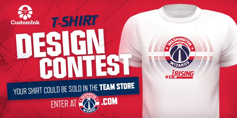 Win our t shirt design contest presented by customink for Nba t shirt design