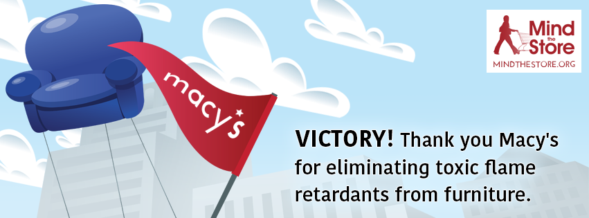 Thank you @Macys for getting toxic #flameretardants out of sofas & furniture #MindTheStore https://t.co/mHGy1gIxqz https://t.co/7o5IiLVjHl