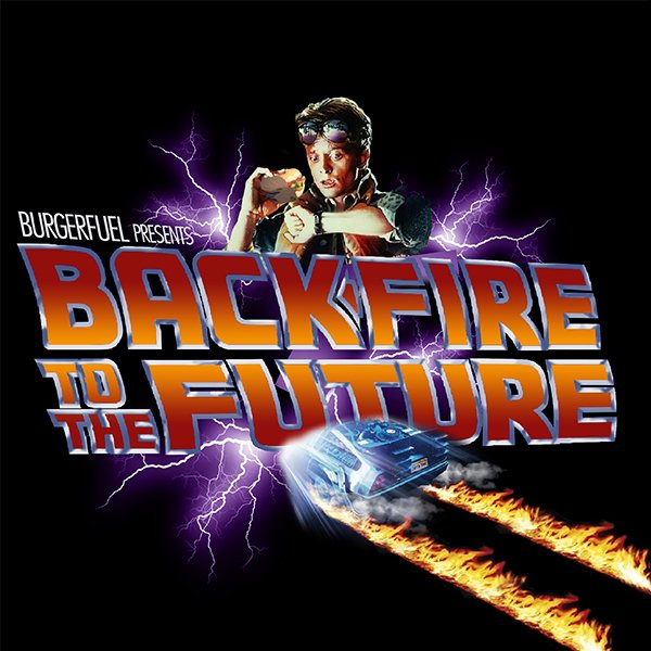 This is heavy! Sending burgers to the future (like, when the post arrives). RT to win a Backfire #BackToTheFutureDay https://t.co/QsGONCpTX3