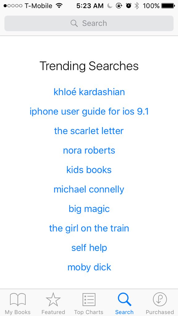 RT @KhloeKStan: @khloekardashian is the #1 trending topic on iBooks in the U.S #StrongLooksBetterNaked ???? https://t.co/gkbtT8z457