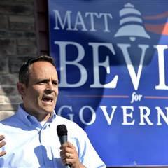 From twitter.com/massimomessina1/status/661909186243002368/photo/1: Tea Party Matt Bevin wins