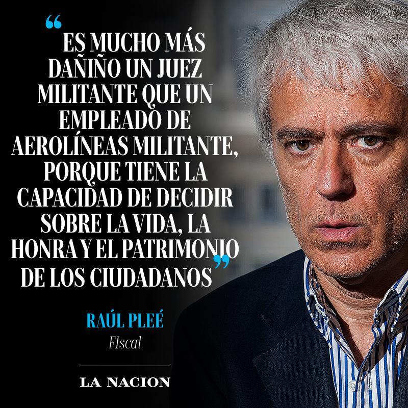 @saenzricardo El fiscal ante la Cámara de Casación Penal habló sobre el estado de la Justicia en la Argentina. https://t.co/GUUoturS49