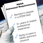 RT @NASA: Want to #BeAnAstronaut, but not sure you're qualified? We've debunked a few myths for you: https://t.co/FV9QG7xuUF https://t.co/i…