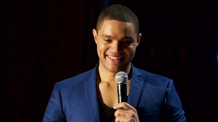 ".@TheDailyShow's @TrevorNoah debuts new special ""Trevor Noah: Lost in Translation"" on 11/22 https://t.co/wvR5L3petq https://t.co/aYIIfmBvwC"