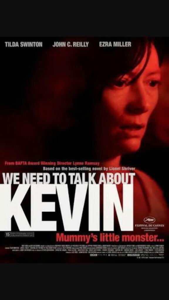 Что то не так с кевином сценарий