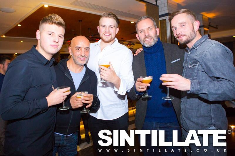 Great to have @BenPhillipsUK & @elliotgilesuk join us for SINTILLATE at @aqualondon on Saturday night! https://t.co/diCRpiWi58