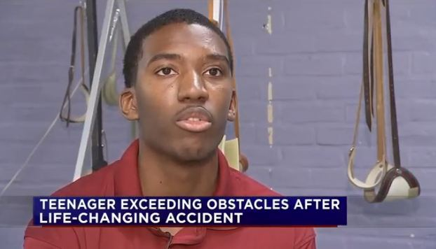 Texas Teen Paralyzed in Car Wreck Gives Back to Rehab Hospital  https://t.co/uHaLXIzDvf via @Magic959Bmore #TIRRmh https://t.co/RVLloA0xP0