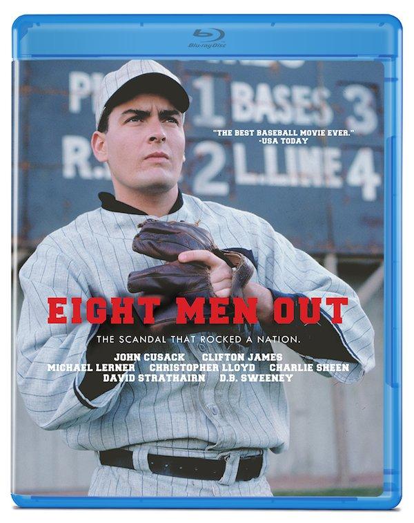 Eight Men Out makes it's blu-ray debut on November 24!  Pre-order here: https://t.co/kkp0Wp8Ewk @johncusack https://t.co/GiKM8rJmn7