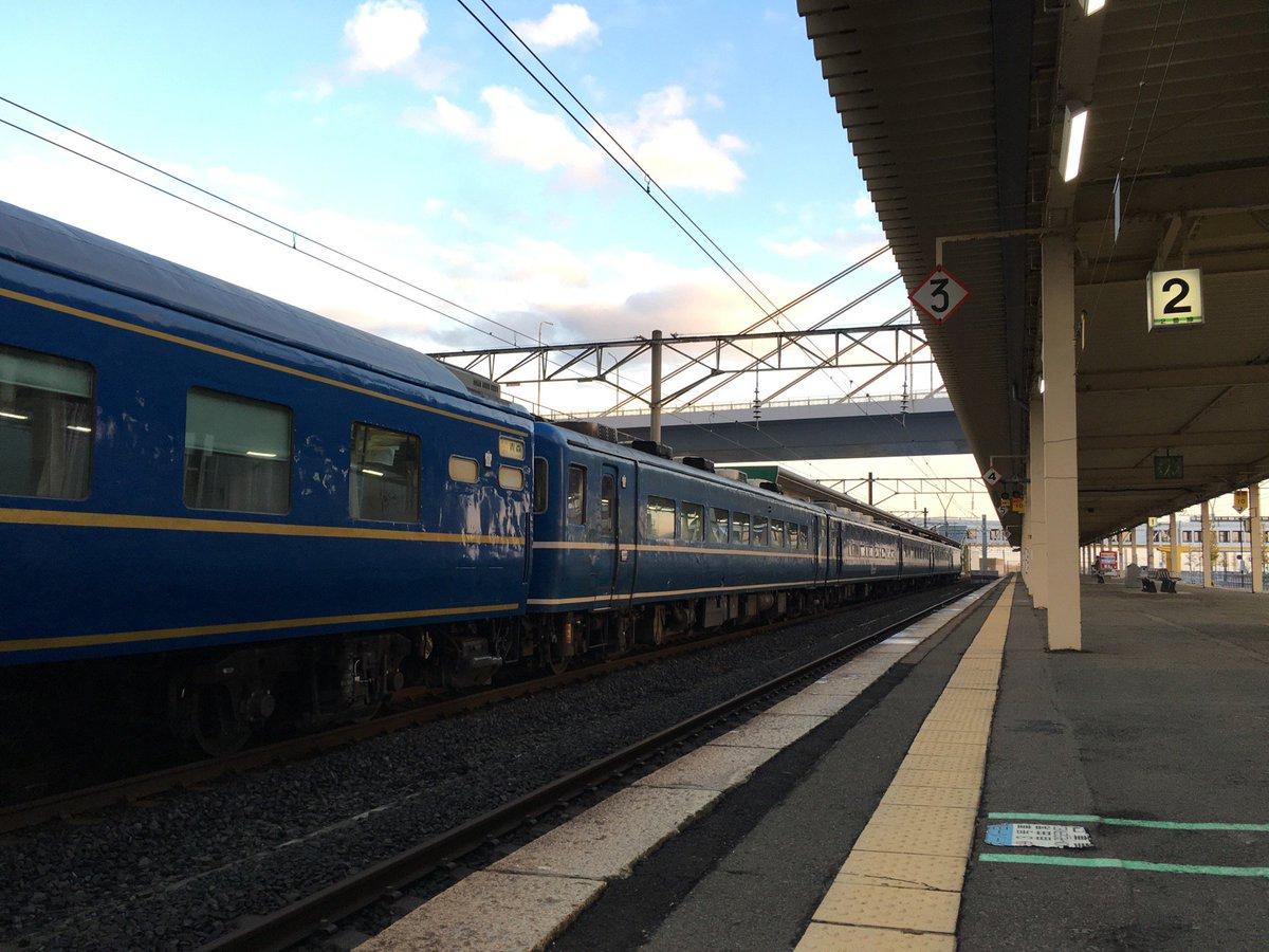 I'm at 青森駅 (Aomori Sta.) in 青森市, 青森県 https://t.co/rlF0Ozehx2 https://t.co/yp9uMZliTu