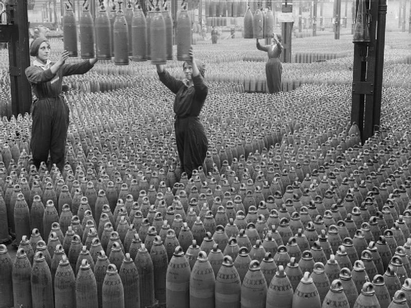 Canary Girls, munitions, T.N.T., #WWI  https://t.co/dFTBCwIACg https://t.co/LriEa76J3L