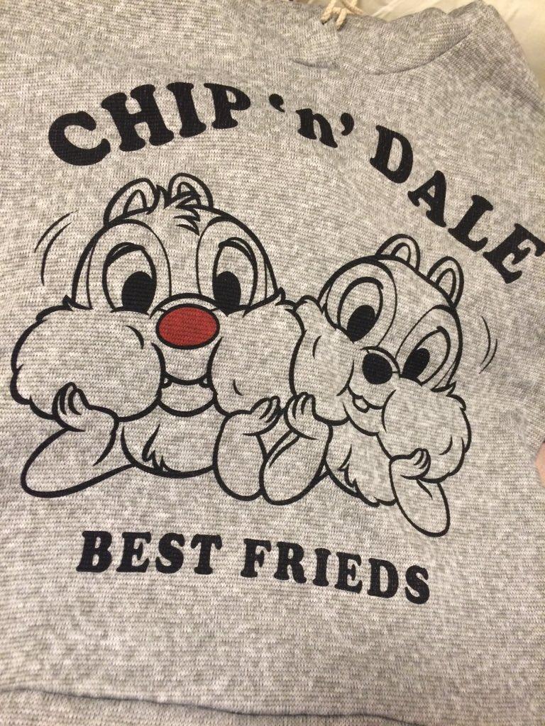 しまむらの服が恥ずかしいスペルミス「BEST FRIENDS」(最高の友達)が→「FRIEDS」(最高の揚げ物) に
