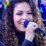 RT @speezyland: Did you just watch @JordinSparks sing the national anthem on @ESPNMondayNight?! #ColtsVsPanthers https://t.co/x9VNURznSM