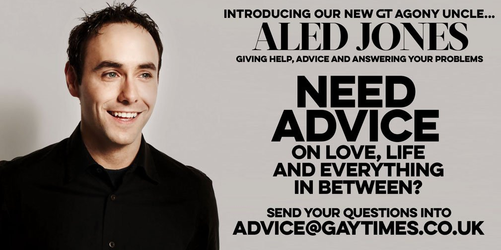 Need advice on love, life and everything in between? Send your questions to @ahj at advice@gaytimes.co.uk. https://t.co/VkcowqClNS