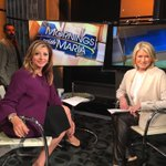 @MariaBartiromo and I discussing our wonderful American Made Summit   This Saturday , celebrating the entrepreneur https://t.co/6lSdYRXH9c