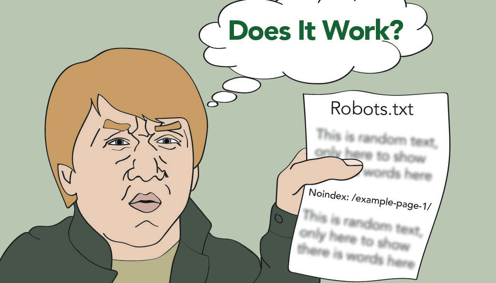 NEW STUDY: Does Google Respect Robots.txt NoIndex and Should You Use It? https://t.co/ns9hnVS8FE https://t.co/LdHsuLRIg6
