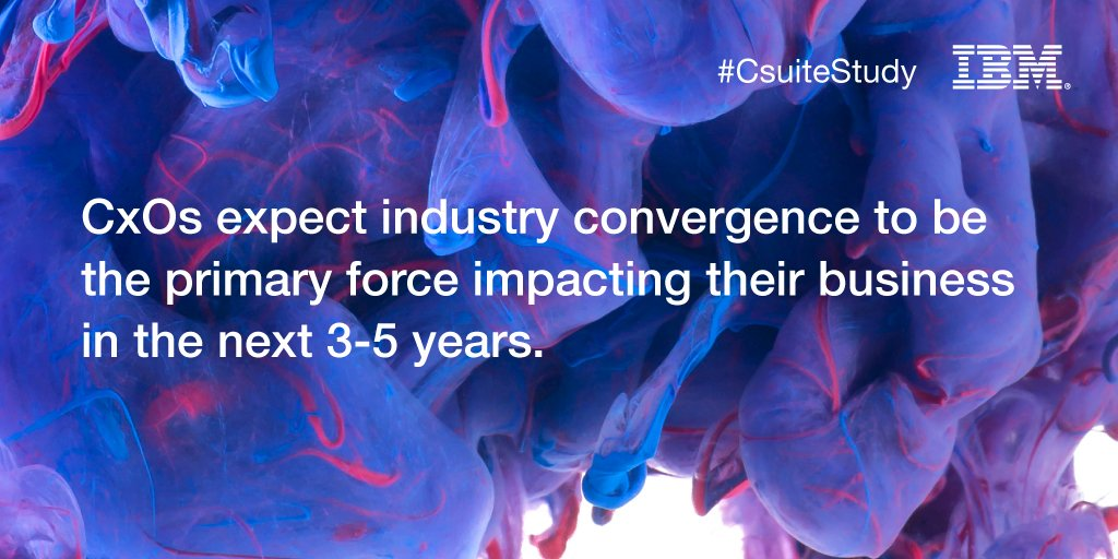 Better than a crystal ball: #CxOs share their predictions for future in our #CsuiteStudy: https://t.co/NslFsR9Msg https://t.co/aMpkN2r8V2