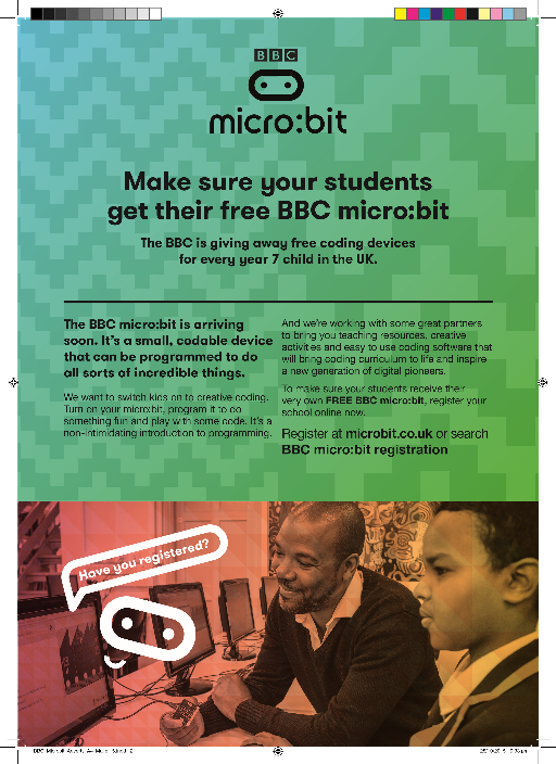 Has your Kids School signed up for BBC Micro:bit #Microbit #STEM Get them to Signup now https://t.co/mnO9QcmfMm