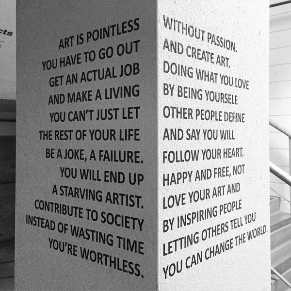 Very cool. The message depends on your #perspective :) https://t.co/mhMVcfb1pF