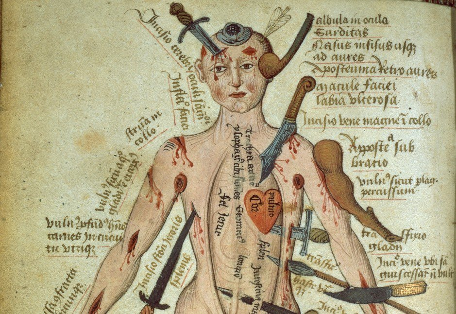Medieval Images of the Human Body https://t.co/5sokO5IpBt https://t.co/RlWJU4H1ZM