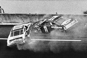 Sources: Cale Yarborough & Donnie Allison suspended for the next 2 #NASCAR Hall of Fame dinners. https://t.co/hsBlMn7snV