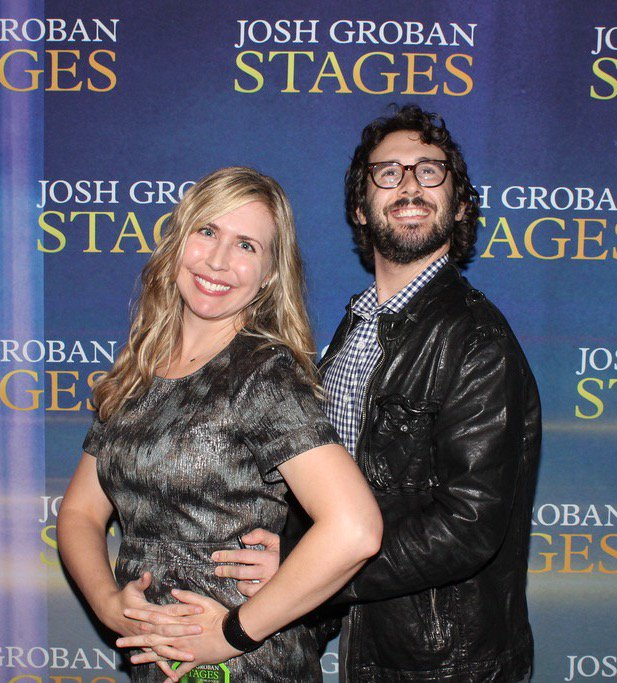 so @joshgroban didn't go to prom with me but we posed like we did - thanks Josh!! ❤️ you!! https://t.co/4O9VcqBlin