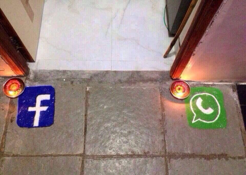 રંગોળી બનાઓ અને #શાંતિરાખો @RjDhvanit @adhirasy @siddtalks @falgunivasavada @vlvareloaded @pappupanchatiyo https://t.co/hkwnNw3Tfg