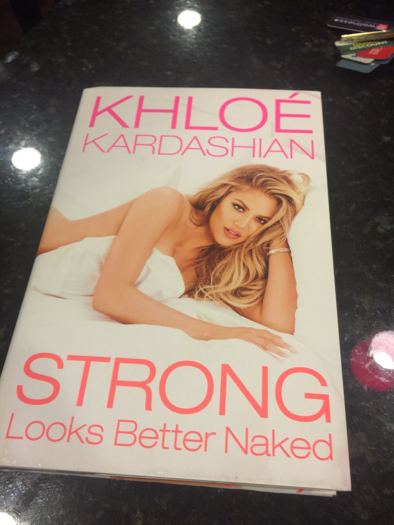 RT @spaducie: @khloekardashian this was at my door step when I came home today!!! Sooo excited. Thank god for pre order!!! https://t.co/JRS…