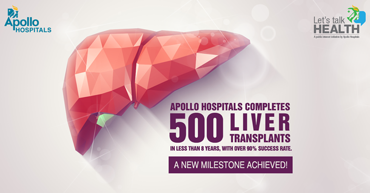As we complete 500 liver transplantations, we will continue to fortify our hospitals to fight liver disease. https://t.co/frmY8MOM9O
