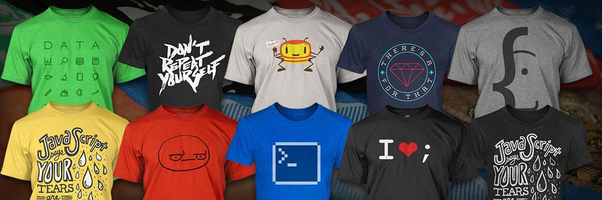 .@DevTees is back with new shirts. Presenting the Fall 2015 Collection. Preorder now: https://t.co/PSO2uIgsbI https://t.co/InBdYJxSva