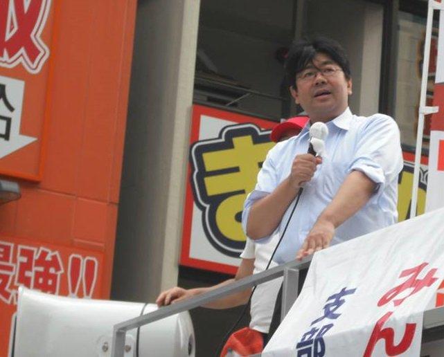 秋葉原の街頭で、 「私は自由貿易には賛成ですが、もしもパロディ同人誌が作れなくなるようなTPPだったら、私は断固反対します」 と、力強く演説してからの3年間。山田太郎さんはその約束を果たして、二次創作への脅威を取り除いてくれました。 https://t.co/amtNUWpOJJ
