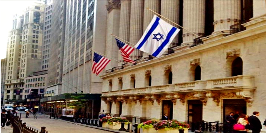 A bright light in the midst of darkness: NY Stock Exchange in solidarity with #Israel. Thank you! H/T IsraelNetwork https://t.co/fATr2uEo40