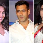 RT @ZoomTV: .@BeingSalmanKhan to host special screening of #PremRatanDhanPayo for @MadhuriDixit and @bhagyashree123 https://t.co/sActBeYD73
