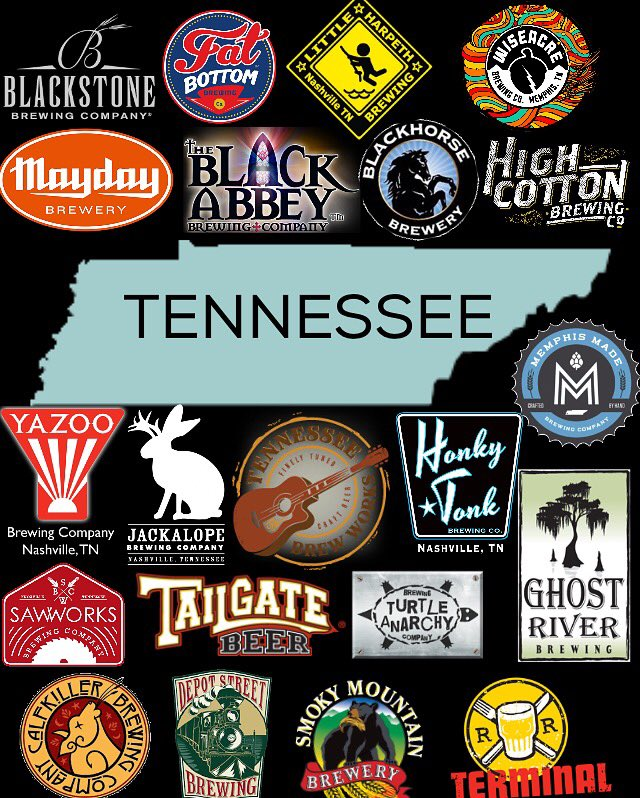 Tomorrow is Guildfest here in Nashville . Come out and support your TN Brewers Tickets here:https://t.co/FhpO8hr6bs https://t.co/tJYjsE1aSL