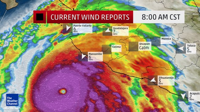 #Patricia strongest storm ever recorded on this planet. https://t.co/hCg0zyodeb #weather https://t.co/Khau5B9OfM