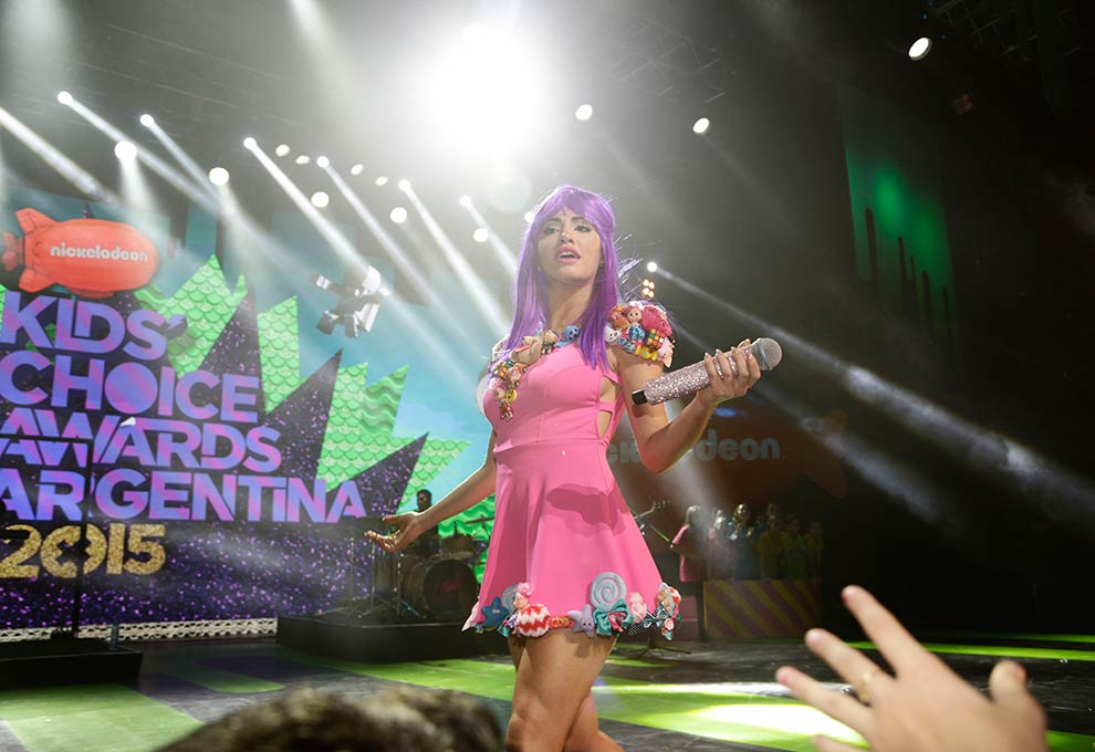 Lali Espósito, la gran ganadora de los Kids' Choice Awards Argentina https://t.co/IPtvjiMSq5 https://t.co/FzjQaILfJ9