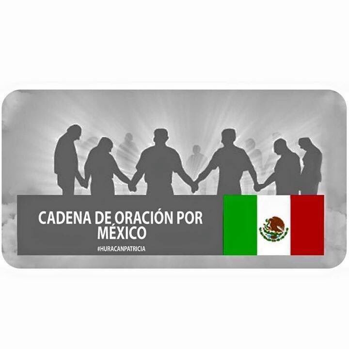 #OracionPorMexico #Patricia RT #preveniresproteger #PrevenirEsVivir https://t.co/PJWuEWBI3m