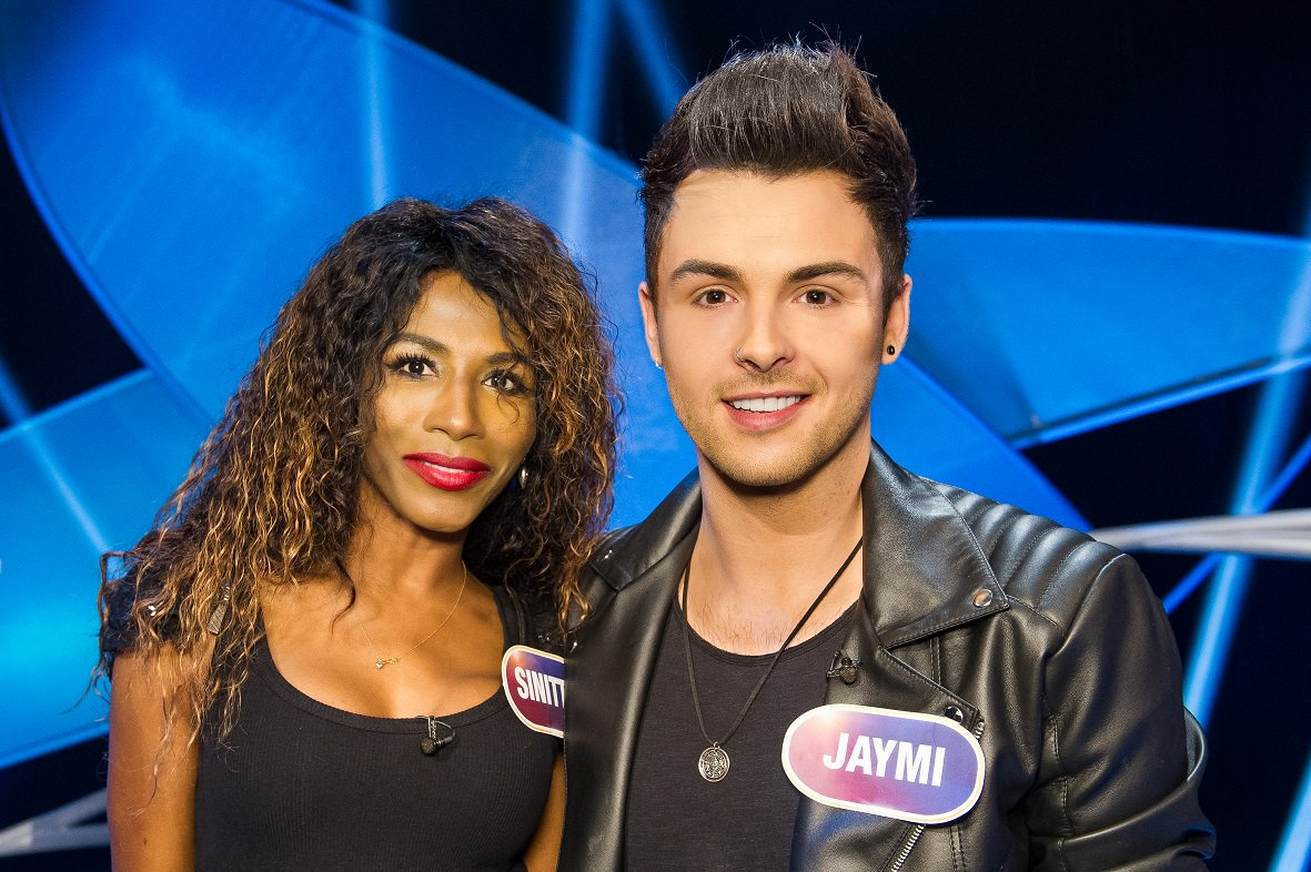 Will they sing if they win? @sinittaofficial & @JaymiUJWorld take the #PointlessCelebrities challenge,Saturday 17.45 https://t.co/kKCCH0VBVZ